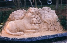 Snow Leopards Zoo Party, Jackson, Mississippi, 1999